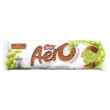 Aero Bubbly Peppermint Chocolate 36G