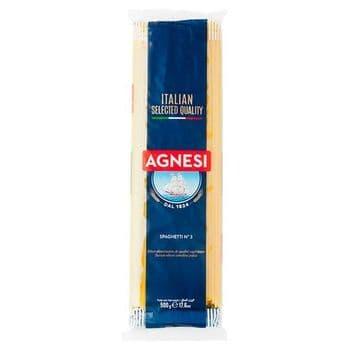 Agnesi Spaghetti N.3 500G