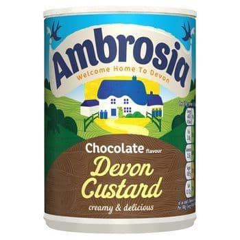 Ambrosia Chocolate Devon Custard 400G