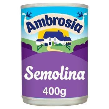 Ambrosia Creamed Semolina 400G