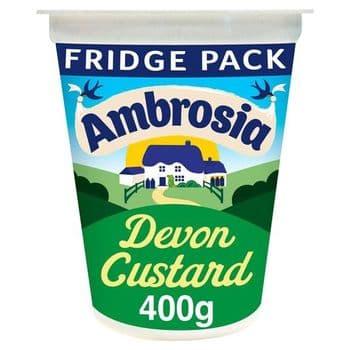 Ambrosia Devon Custard Pot 400G