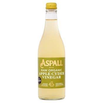 Aspall Raw Organic Apple Cyder Vinegar 500Ml