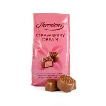 Bag of Strawberry Dream Chocolates (110g)