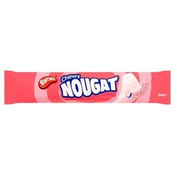 Barratts Jumbo Soft Nougat 100G