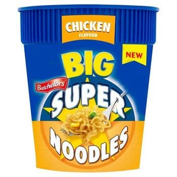 Batchelors Big Super Noodles Chicken Flavoured 100G