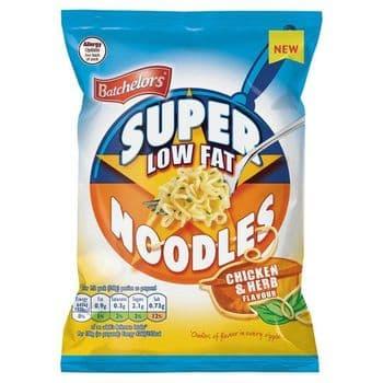 Batchelors Chicken & Herb Super Noodles Low Fat 81G