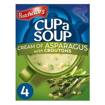 Batchelors Cup A Soup Special Creamed Asparagus 117G