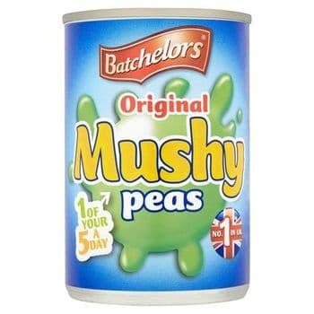 Batchelors Mushy Peas Original 300G