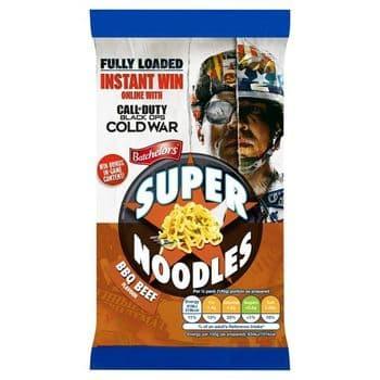 Batchelors Super Noodles Bbq Beef 90G