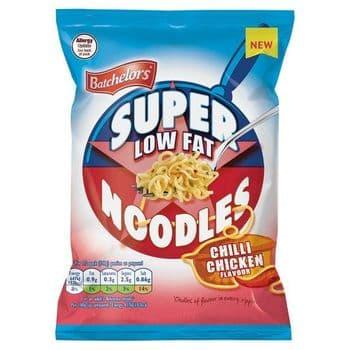 Batchelors Super Noodles Chilli Chicken Low Fat 81G