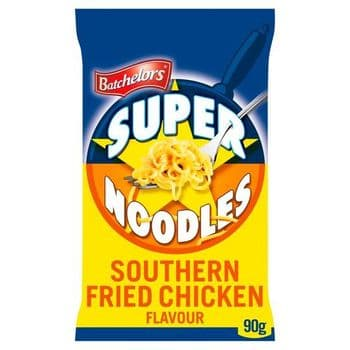 Batchelors Super Noodles Southern Fried Chicken 90G