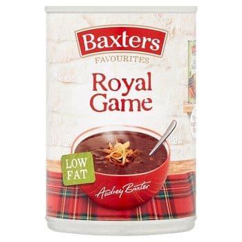 Baxters Favourite Royal Game Soup 400G