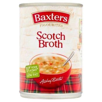 Baxters Favourite Scotch Broth Soup 400G