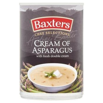 Baxters Luxury Cream Of Asparagus Soup 400G