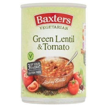 Baxters Vegetarian Puy Lentil & Tomato 400G