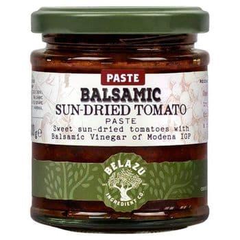 Belazu Balsamic Sun Dried Tomato Paste 130G