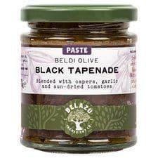 Belazu Beldi Black Olive Tapenade 170G
