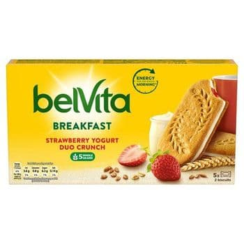 Belvita Biscuit Strawberry & Yogurt Crunch 253G