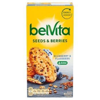 Belvita Blue Berry Flax Seeds 270G