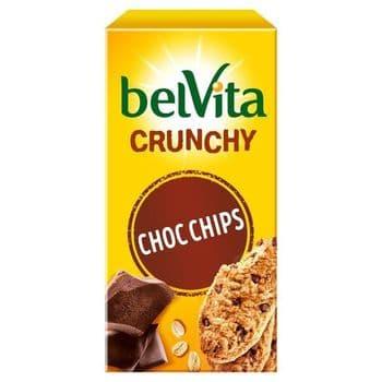 Belvita Crunchy Chocolate Chips 300G