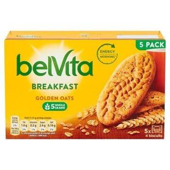 Belvita Golden Oats Biscuits 225G