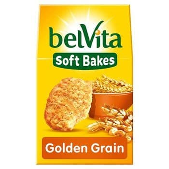 Belvita Soft Bakes Golden Grain 250G