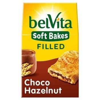 Belvita Soft Filled Chocolate Biscuits 250G