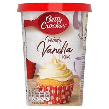 Betty Crocker Vanilla Icing Icing 400G