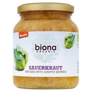 Biona Organic Sauerkraut 360G