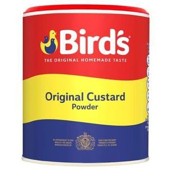 Birds Traditional Custard Powder 350G