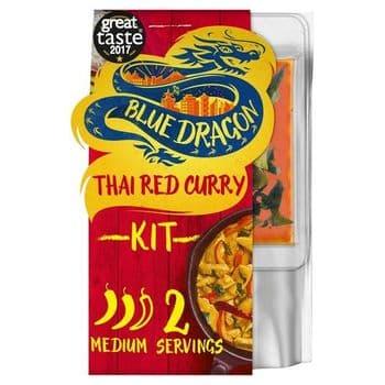 Blue Dragon 3 Step Thai Red Curry 253G