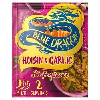 Blue Dragon Hoisin & Garlic Stir Fry Sauce 120G