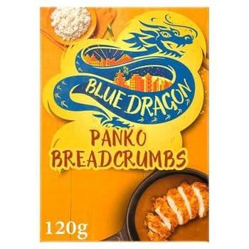 Blue Dragon Panko Breadcrumbs 120G