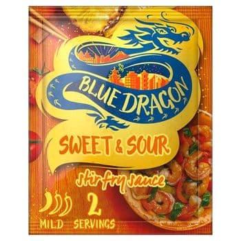 Blue Dragon Sweet & Sour Stir Fry Sauce 120G