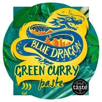 Blue Dragon Thai Green Paste Pot 50G