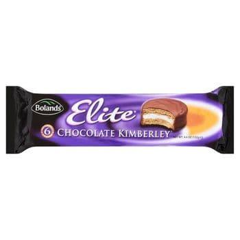 Bolands Chocolate Kimberley Teacake 132G