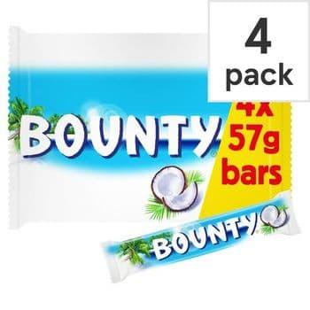 Bounty 4 Pack 228G