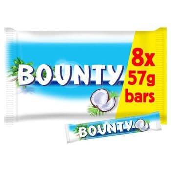 Bounty Twin Pack 8 Pack 456G