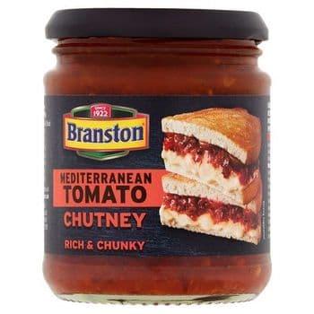 Branston Mediterranean Tomato Chutney 290G