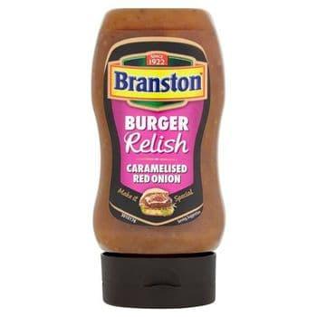Branston Relish Caramalised Red Onion 335G