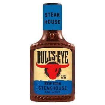 Bull's-Eye Bbq Steakhouse Bbq Sauce 300Ml