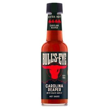 Bulls Eye Carolina Reaper Extra Hot Sauce 150G