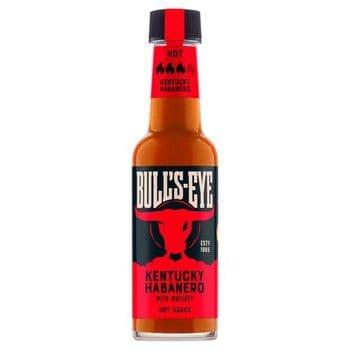 Bulls Eye Kentucky Habanero Hot Sauce 148G