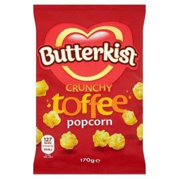 Butterkist Toffee Popcorn 170G