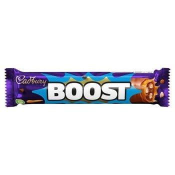 Cadbury Boost Chocolate Bar 48.5G