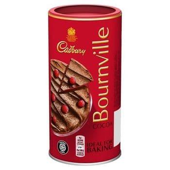 Cadbury Bournville Baking Cocoa Powder 250G