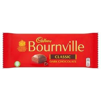 Cadbury Bournville Bar 180G