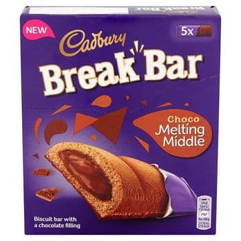 Cadbury Break Bar Chocolate 130G