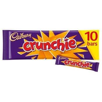 Cadbury Crunchie 10 Pack 261G