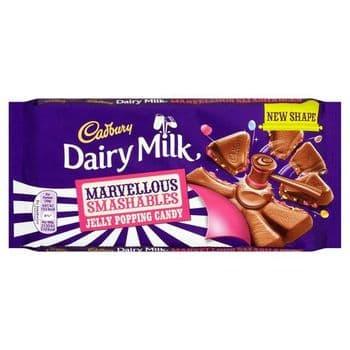 Cadbury Dairy Candy Bar 180G